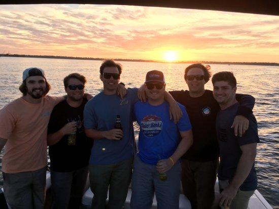 Isle of Palms, Carolina del Sud: sunset