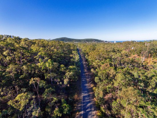 Yeppoon, Australia: Capricorn Coast Pineapple Trail - 4.5km asphalt path great for walking and bikes