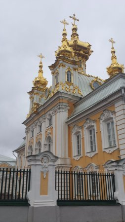 UlkoTours -Day Tours : Peterhof
