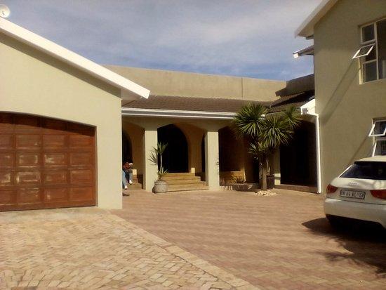 Island Vibe Port Elizabeth: Es la entrada