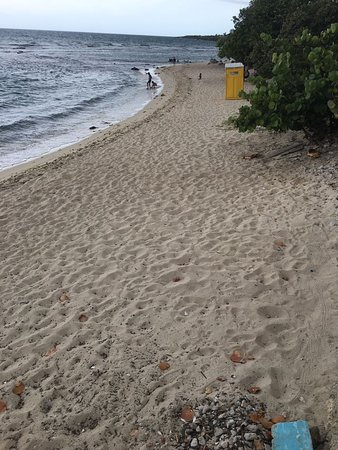 Playa Caleta La Romana: Playa caleta