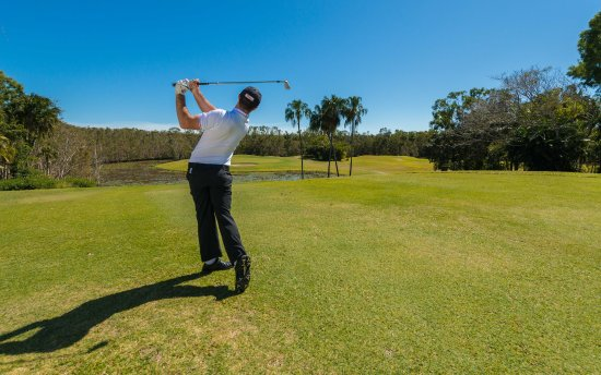 Capricorn Resort Golf
