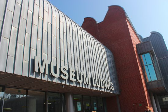 Museum Ludwig - Picture of Museum Ludwig, Cologne ...  Museum Ludwig -...