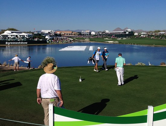 Gainey Suites Hotel: The Greenest Show On Earth-Waste Management Open