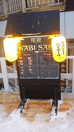 Wabi Sabi: outside