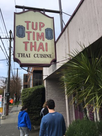 Tup Tim Thai Seattle Magnolia Queen Anne Updated 2019