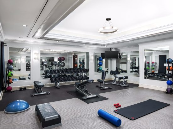 The Westin St. Francis San Francisco on Union Square: WESTINWORKOUT™ FITNESS STUDIOS