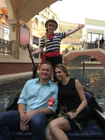 Gondola Rides at the Venetian : photo2.jpg
