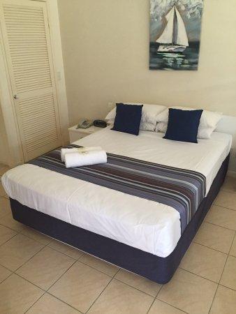 Jubilee Pocket, Australia: Zimmer & Wohnbereich, alles sauber & geräumig