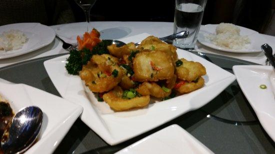 Ascot, Avustralya: Tasty dishes
