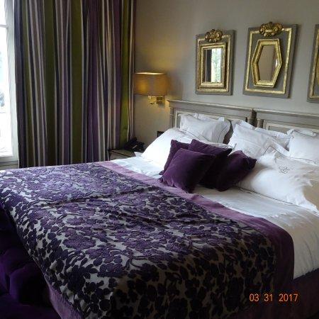 Villa Lara Hotel: My room