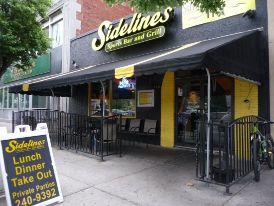 Sidelines sports bar and grill buffalo restaurant reviews phone number photos tripadvisor - Buffalo american bar and grill ...