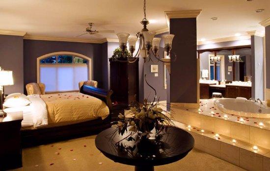 แอบบอตส์ฟอร์ด, แคนาดา: Hilltout Suite