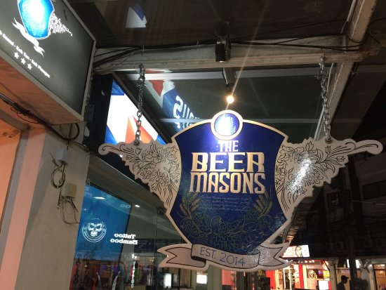 The Beer Masons