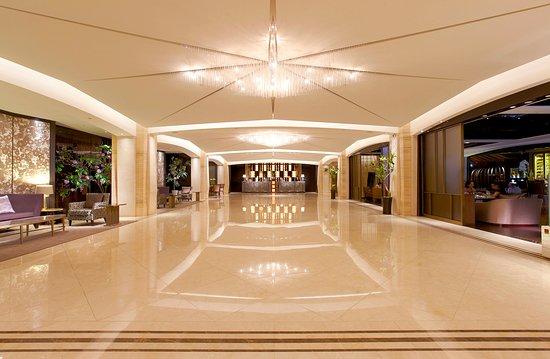 The Splendor Hotel Taichung: 酒店大廳