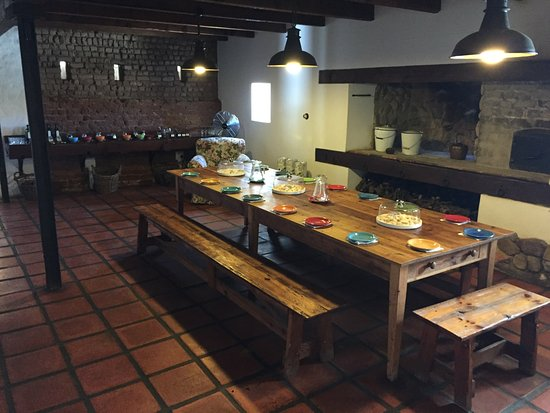 Darling, South Africa: Tasting room