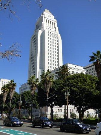 洛杉磯市政廳