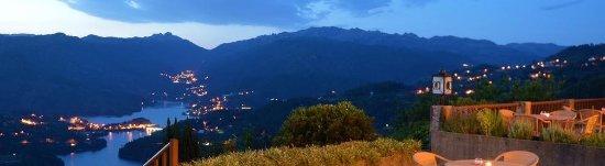Canicada, Portugal: evening view fantastic