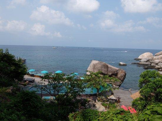 Koh Tao Hillside: Бассейн
