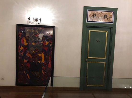 Yeng Keng Hotel: 房間命名