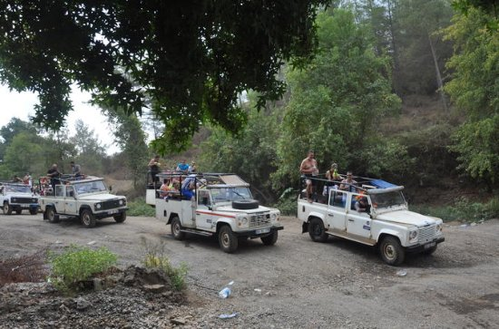 Full-Day Jeep Safari de Marmaris