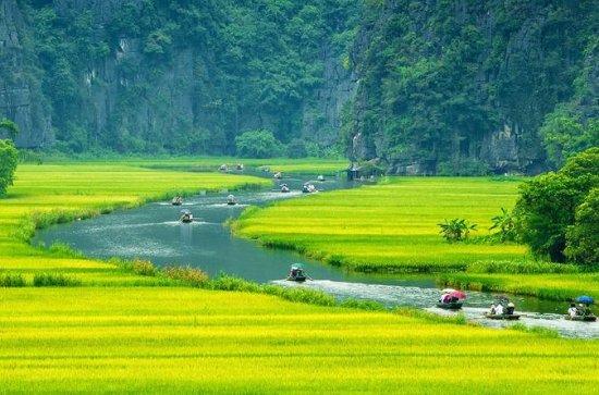 Full-Day Biking and Eco-Tour to Hoa...