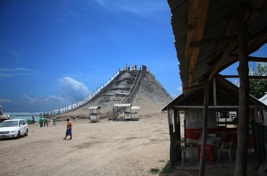 Half-Day Tour to Totumo Mud Volcano...