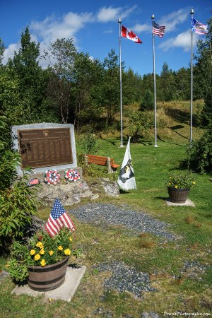 Gander, Canada: Silent Witnesses Memorial