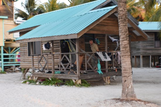 Glovers Reef Atoll, Belize: Cabana 2