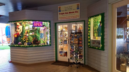 Tropic Isle Music & Gifts