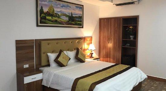 Vang Vieng Boutique Resort : Deluxe Double Room with  Garden view