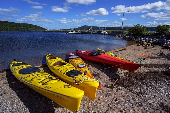 Glovertown, Canadá: Kayak opportunity found!