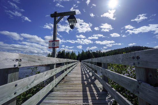Glovertown, Canadá: hit the trails