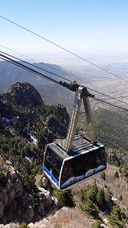 写真Sandia Peak Tramway枚