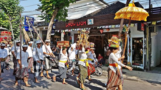 The Snow Lion Gallery (Kuta)
