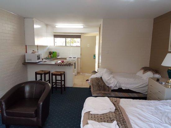 Blayney, Avustralya: Executive queen room