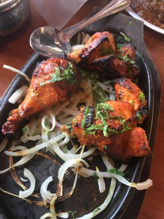 Scotts Valley, CA: Tandoori Chicken-To die for!!