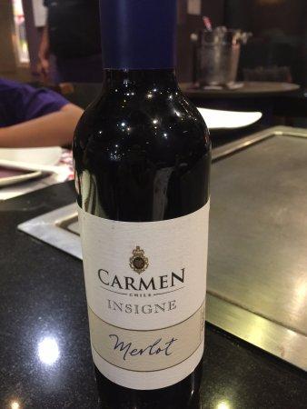 Sushitto : vino
