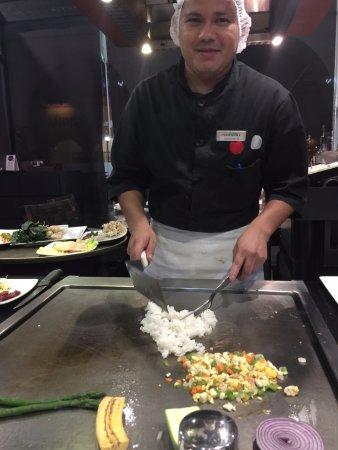 Sushitto : cheff