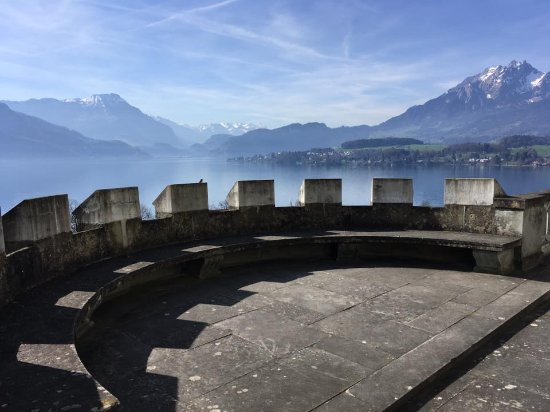 Meggen, Schweiz: Another incredible view