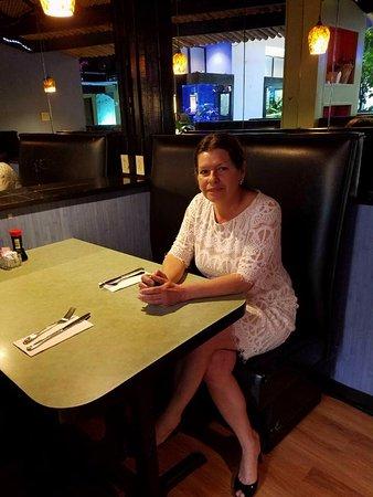 Cranberry Township, PA: Esperando a reunirne con mis familia para almorzar!!