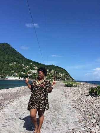 Scotts Head, Dominica: Scottshead