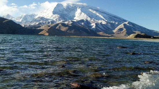 Kashi, China: kashgar ancient road travel service.Day trip lake karakul