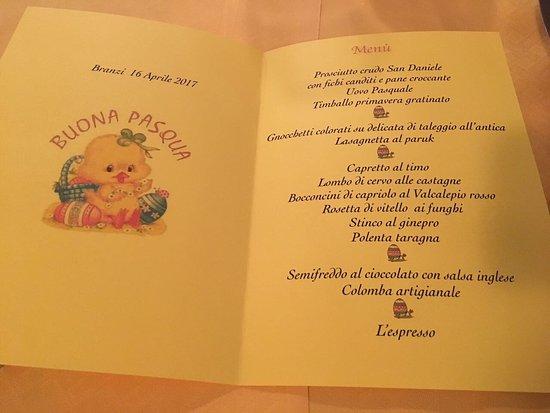 Branzi, Italie : Hotel Ristorante Corona