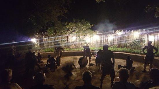 Mkuze, South Africa: Traditional Zulu Dancing