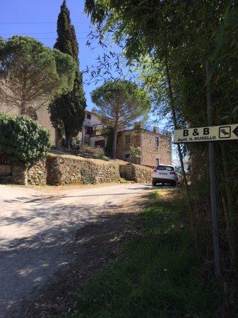 Vicchio, Italia: Ultima indicazione per il mugello bb