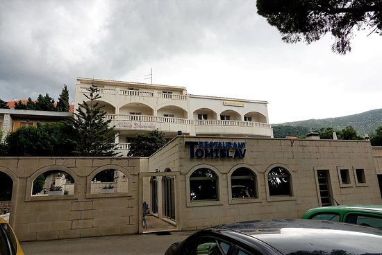 Hotel Villa Daniela: Front view of the hotel