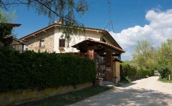 Vicchio, Italy: Vista Sud