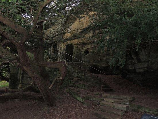 Warkworth, UK: The Hermitage