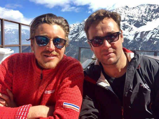L Accroche Coeur: WE de ski à la rosière ss le soleil de Pâques !